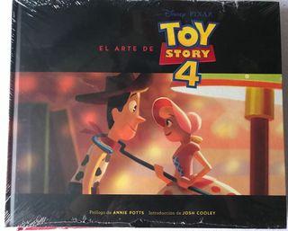 Libro de arte Toy Story 4