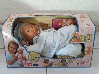 Bebé Chou Chou años 90