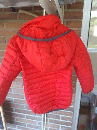 abrigo plumas ligero The North Face