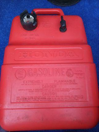 Deposito gasolina 25l