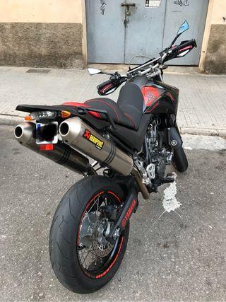 Yamaha XTX 660 Supermotard