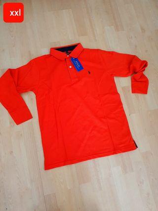 Camiseta manga larga hombre 30 eur