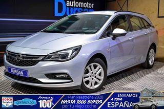 Opel Astra LLANTAS 16 APPLE CARPLAY ANDROID AUTO AIRE ISOFIX