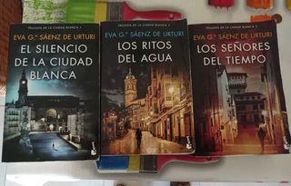 Trilogia El silencio de la ciudad Blanca