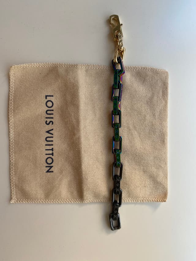 Louis Vuitton x Virgil Abloh Chain Bracelet