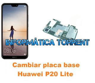 Cambiar Placa Base Huawei P20 Lite