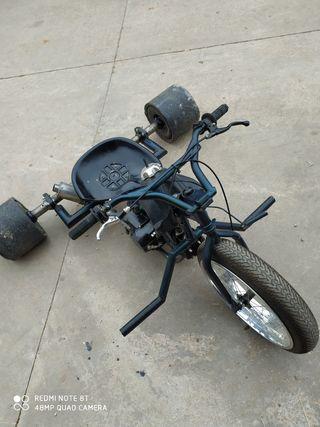 Drift tryke motor 125 pitbike orion