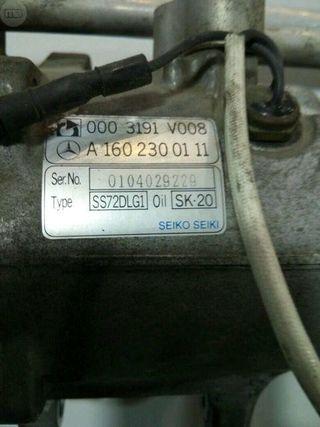 COMPRESOR AIRE SMART A 1602300111
