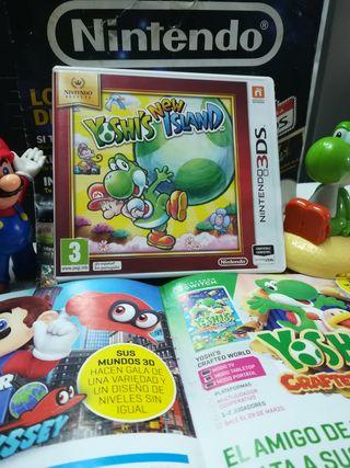 New Yoshi's Island para Nintendo 3DS y 2DS