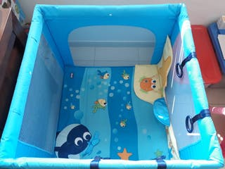 Parque Chicco Open Sea plegable