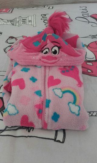 Pijama entero niña