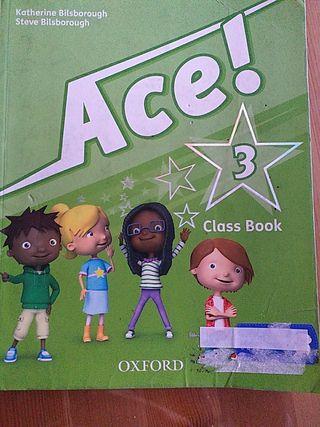 Class Book, 3, E.Primaria Oxford