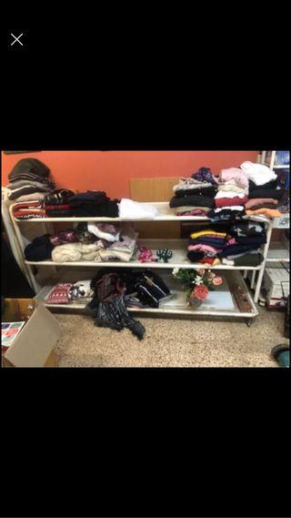 Ropa, hogar y calzado