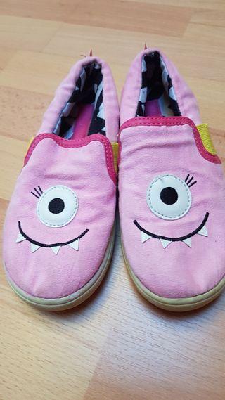 Zapatillas Zara Kids 30 31 Monsters SA