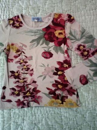 Camiseta estampada de la firma Kenzo.