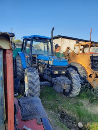 ford new holland 7840 dt