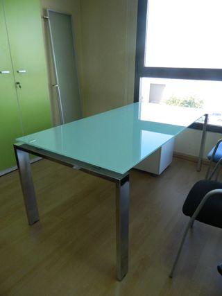 Mesa oficina 1850x900 mm