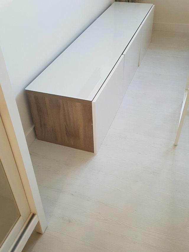 Mueble suspendido perfecto estado 1.40 x 40 fondo