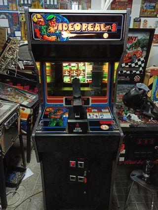 maquina recreativa arcade operation bear