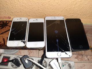 iphone para piezas