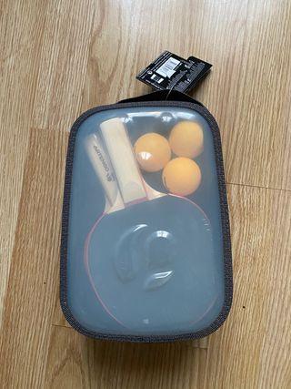 Juego de ping-pong portátil