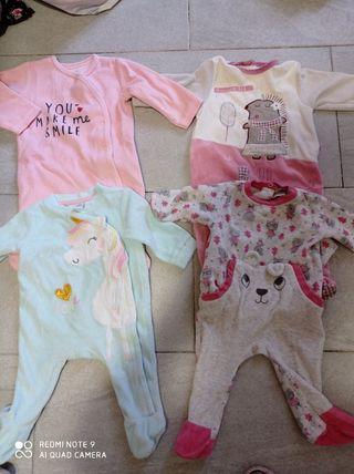 lotes de pijamas bebe