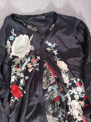 Chaqueta Zara talla M puesta 1 vez