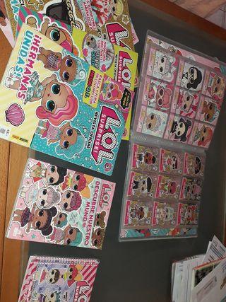 lol cartas agenda revistas