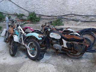 Motos para restaurar