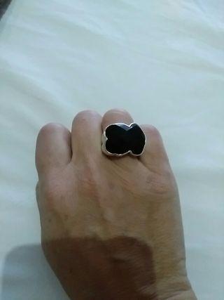 anillo Tous onix