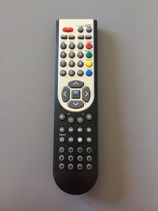Mando televisión universal control remoto oki
