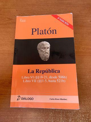Platón Diálogo *2º Bachillerato*
