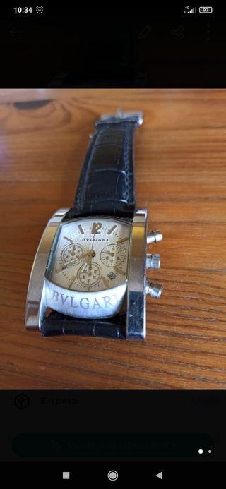 Reloj de pulsera para hombres Bvlgari