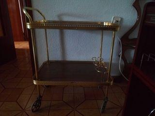 Mueble Camarera con ruedas