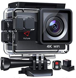 1080p 4k ultra hd Sport Action cámara DVR DV Videocámara para trepar