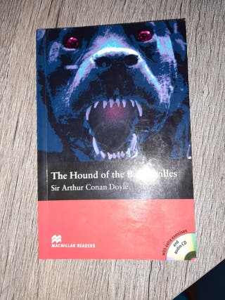The hound of the Baskervilles. Libro Inglés y CD