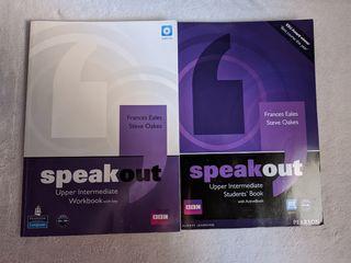 Speak Out.Cuaderno de inglés nivel intermedio alto