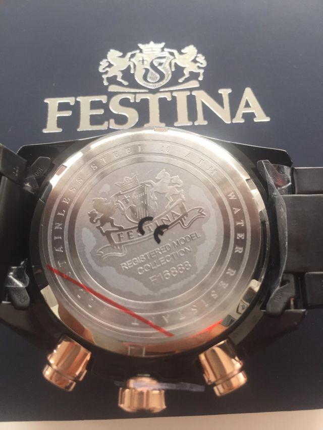 Reloj Festina de cuarzo para hombre