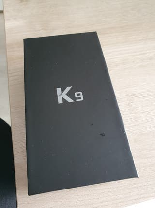 Móvil a estrenar LG k9