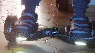 Hoverboard sk8 poco uso!!!!!