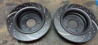 discos traseros bmw m3 e36