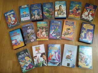 Películas infantiles Disney...