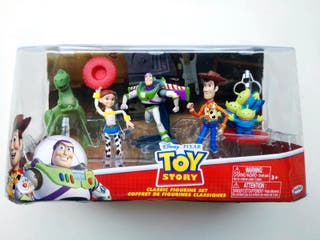 Set de 5 figuras Toy Story (NUEVO)