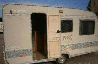 Caravana Adria (2004) 750kg