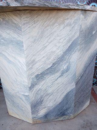 base Mesa mármol lejitimo