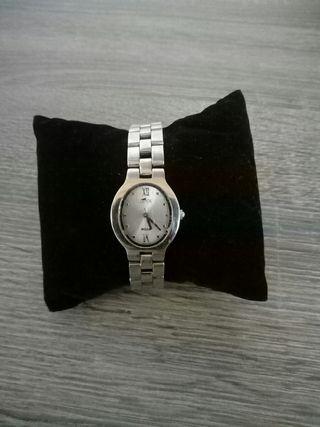 Reloj Lotus de acero, mujer.