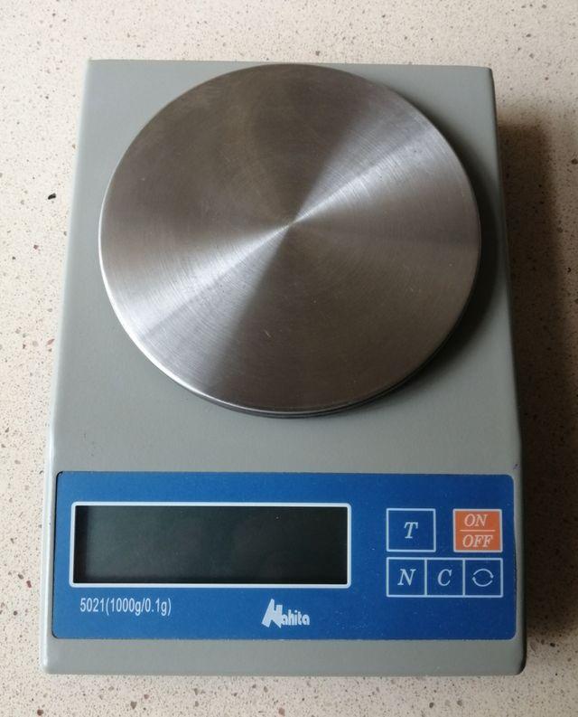 Balanza de precision (0,1 g - 1,000 g)