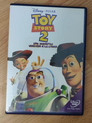 Película Toy Story 2