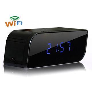 Despertador Espia HD Vision Nocturna Camara Wifi