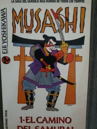 """Musashi. El camino del samurai"" Eiji Yoshikawa"